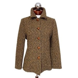PHILIPPE ADEC $410 tweed elysee jacket 4 34